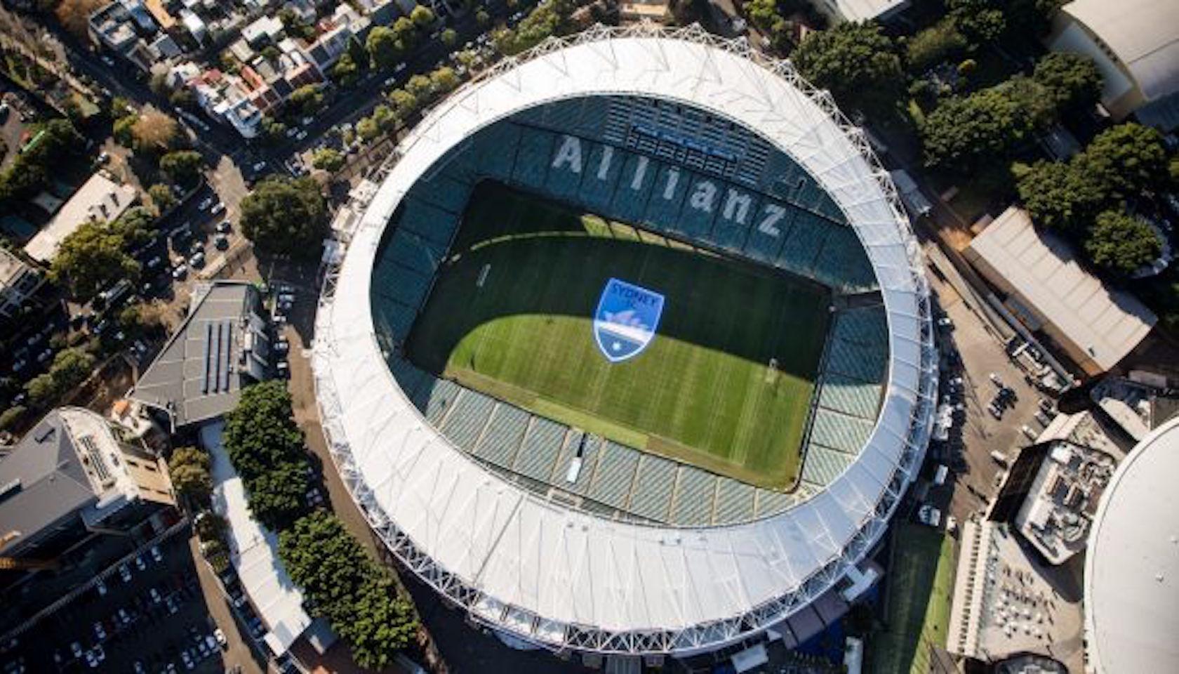 Allianz Stadium Set To Jump The Queue In Sydney S Bitter